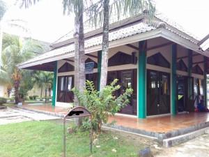 Masjid Quwah El Dhiena IAIN Samarinda
